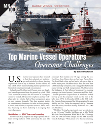 Marine News Magazine, page 36,  Aug 2014
