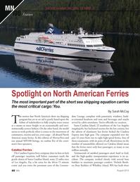 Marine News Magazine, page 40,  Aug 2014