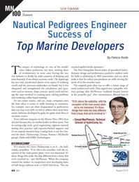 Marine News Magazine, page 44,  Aug 2014