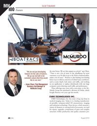 Marine News Magazine, page 48,  Aug 2014