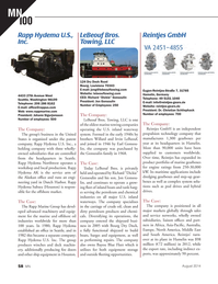 Marine News Magazine, page 58,  Aug 2014