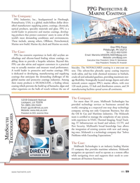 Marine News Magazine, page 59,  Aug 2014