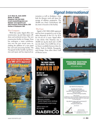 Marine News Magazine, page 61,  Aug 2014