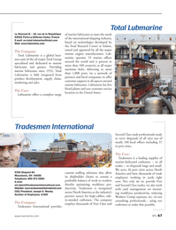 Marine News Magazine, page 67,  Aug 2014