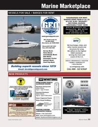 Marine News Magazine, page 77,  Aug 2014