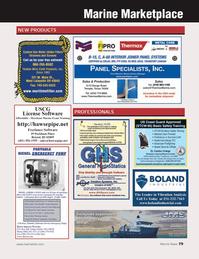 Marine News Magazine, page 79,  Aug 2014