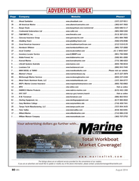 Marine News Magazine, page 80,  Aug 2014