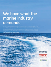 Marine News Magazine, page 2nd Cover,  Sep 2014