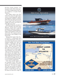 Marine News Magazine, page 37,  Sep 2014