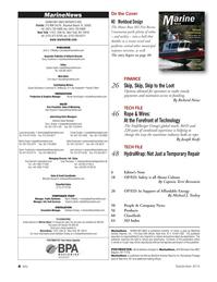 Marine News Magazine, page 4,  Sep 2014