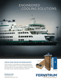 Marine News Magazine, page 4th Cover,  Sep 2014