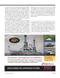 Marine News Magazine, page 17,  Oct 2014