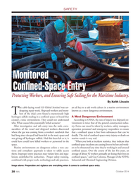 Marine News Magazine, page 20,  Oct 2014