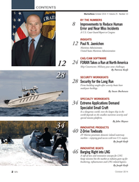 Marine News Magazine, page 2,  Oct 2014