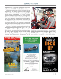 Marine News Magazine, page 45,  Oct 2014