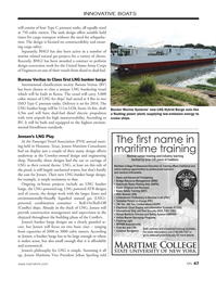 Marine News Magazine, page 3rd Cover,  Oct 2014
