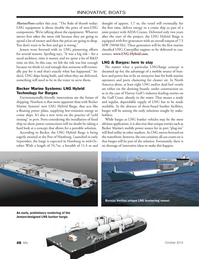 Marine News Magazine, page 4th Cover,  Oct 2014
