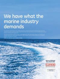 Marine News Magazine, page 2nd Cover,  Nov 2014