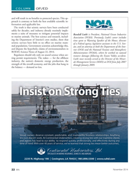 Marine News Magazine, page 22,  Nov 2014
