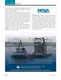 Marine News Magazine, page 22,  Nov 2014