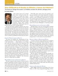 Marine News Magazine, page 24,  Nov 2014