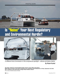 Marine News Magazine, page 52,  Nov 2014