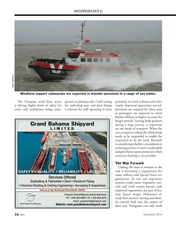 Marine News Magazine, page 74,  Nov 2014