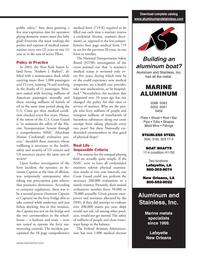 Marine News Magazine, page 3rd Cover,  Nov 2014