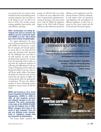 Marine News Magazine, page 17,  Dec 2014