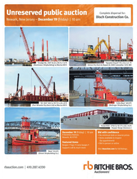 Marine News Magazine, page 2nd Cover,  Dec 2014