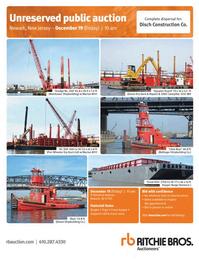 Marine News Magazine, page 2nd Cover,  Dec 2014