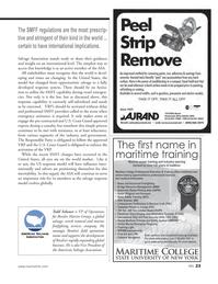 Marine News Magazine, page 23,  Dec 2014