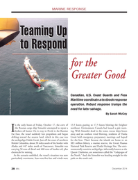 Marine News Magazine, page 28,  Dec 2014