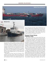 Marine News Magazine, page 30,  Dec 2014