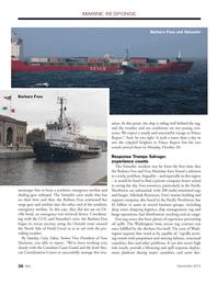 Marine News Magazine, page 30,  Dec 2014