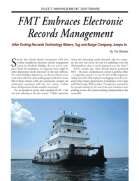 Marine News Magazine, page 41,  Dec 2014