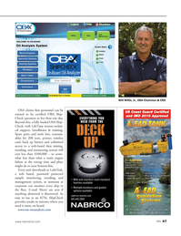Marine News Magazine, page 47,  Dec 2014