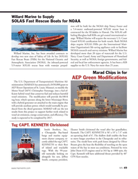 Marine News Magazine, page 49,  Dec 2014