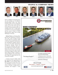 Marine News Magazine, page 51,  Dec 2014