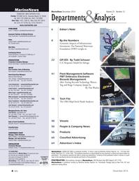 Marine News Magazine, page 4,  Dec 2014