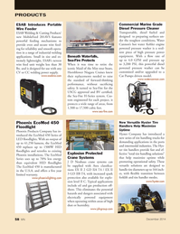 Marine News Magazine, page 58,  Dec 2014