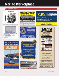 Marine News Magazine, page 62,  Dec 2014