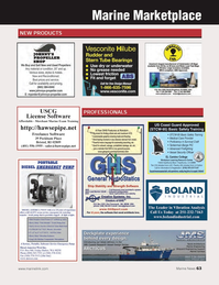 Marine News Magazine, page 63,  Dec 2014