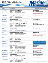 Marine News Magazine, page 3rd Cover,  Dec 2014