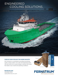 Marine News Magazine, page 4th Cover,  Dec 2014