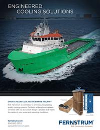 Marine News Magazine, page 4th Cover,  Dec 2014