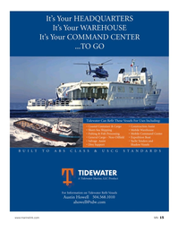 Marine News Magazine, page 15,  Jan 2015