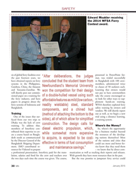 Marine News Magazine, page 30,  Jan 2015
