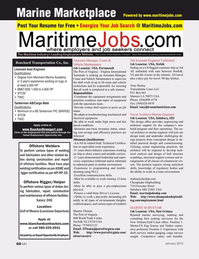 Marine News Magazine, page 60,  Jan 2015