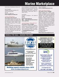 Marine News Magazine, page 61,  Jan 2015